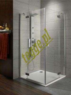 kabiny prysznicowe bez brodzika Deante